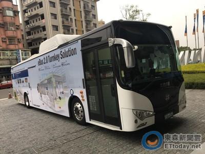 「司機打瞌睡警鈴就響」 研華攜手凱勝打造未來巴士