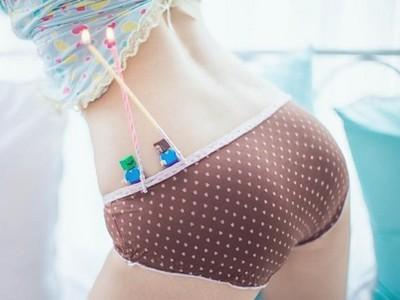 關於女生內褲的10個真相 這篇會讓男性幻想破滅