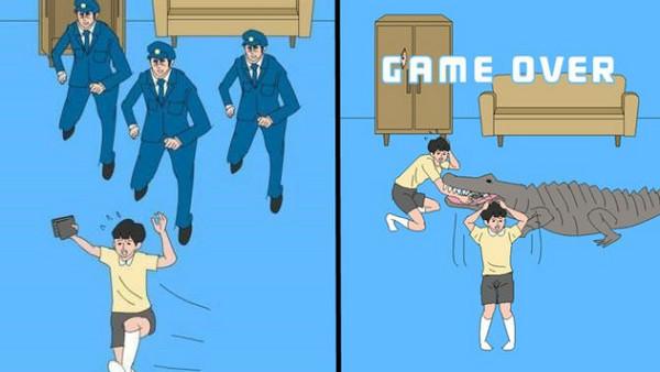 密室逃脫「遊戲被媽媽藏起來了」 以為惡搞,結局卻是大洋蔥。