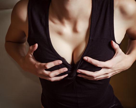 ▲胸部,乳房,波霸。(圖/達志/示意圖)