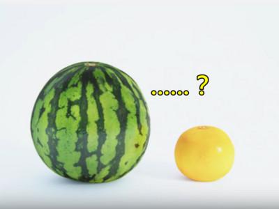 好不開心啊!西瓜切開變柳丁,5個「跟你想的不一樣」有趣片段