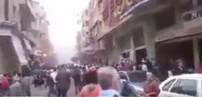 連環爆!埃及兩爆炸 上百死傷