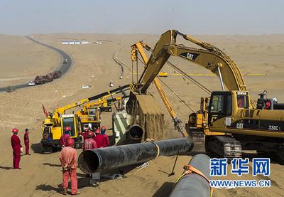 塔里木油田發現「千億方級」大氣田