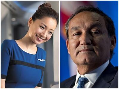 聯航CEO年薪2億!身為拉美裔卻歧視亞裔…一晚就讓世界第3大航空GG