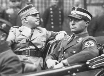 納粹是魔法結社?曾靠占星預言勝利,希特勒身邊的魔法世界