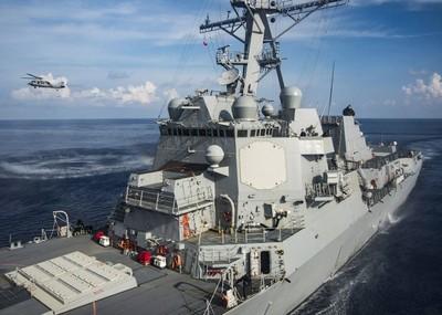解放軍南部戰區:美艦擅闖「西沙領海」