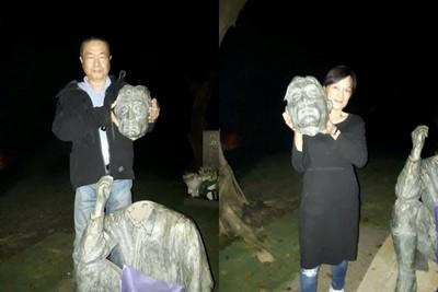 李承龍破壞逸仙國小石狛犬案 判賠22萬元