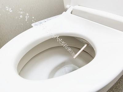廁所告示:馬桶按下去是「隔壁間噴水」喔!..這想逼死誰