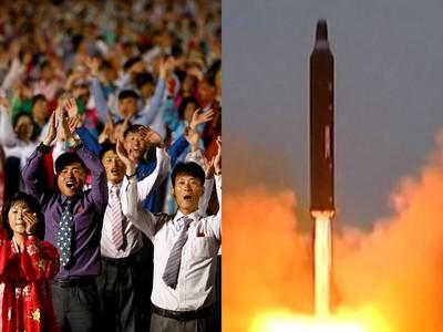 北韓試射導彈「當場爆炸」 民眾死撐賣笑:朝鮮不會失敗