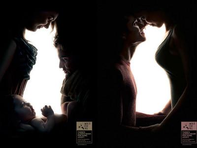 「我們之間還有空間」這組海報沒有動物 卻幫42隻毛寶找到家