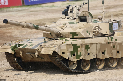 巴基斯坦將採購至少百輛VT-4坦克