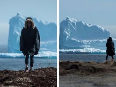 這張冰山美照拍的再文青,也藏不住世界末日的警訊
