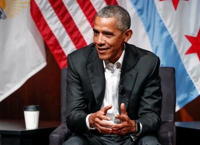 卸任半年...歐巴馬今秋返政治舞台