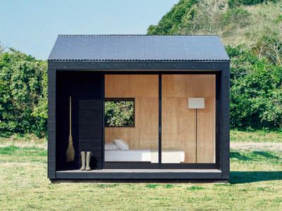 MUJI「移動小屋」日本開賣 80萬享受2.7坪木造奢華感