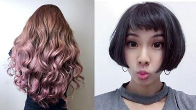 髮量多起來像維京人?才怪,看看這7種「厚髮女孩」的專屬造型
