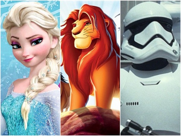 《冰雪奇緣2》、《獅子王》真人版、《星際大戰9》將在2019年上映。(圖/電影劇照、翻攝自Youtube)