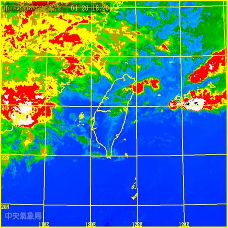 快訊/北台灣8縣市警戒!「大雨來襲」挾雷擊+強風 | ETtoday新聞雲