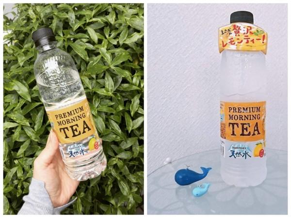 透明檸檬紅茶(圖/翻攝自osakaemo_in_jp IG、forest.b_blue IG)