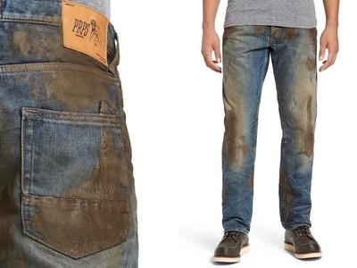 「假泥巴」牛仔褲一件破萬 名主持轟:有錢人裝什麼勞動階級