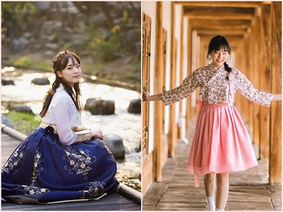 5月首爾旅遊者有福啦~只要「穿韓服」這地方免費入場