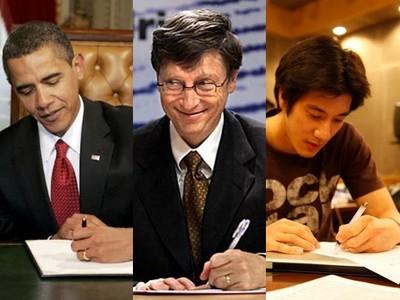 別再偷偷練習左手寫字...專家:無法證實左撇子比別人聰明!