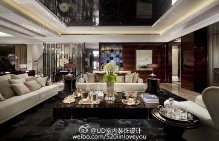香港天匯樣品屋(圖/翻攝UD_室內外設計微博)