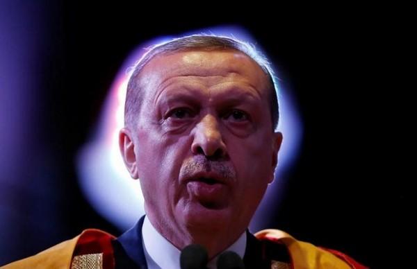 ▲ 土耳其總統艾爾段。(圖/路透社)