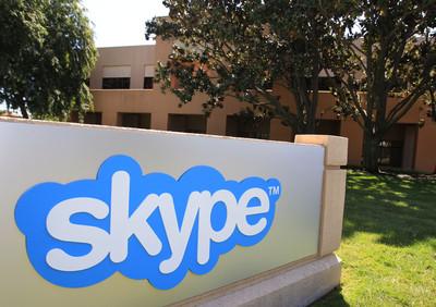 微軟Skype遭大陸下架