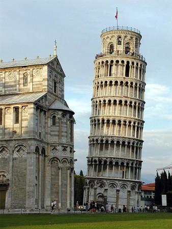 ▲義大利知名景點比薩斜塔。(圖/翻攝自維基百科)