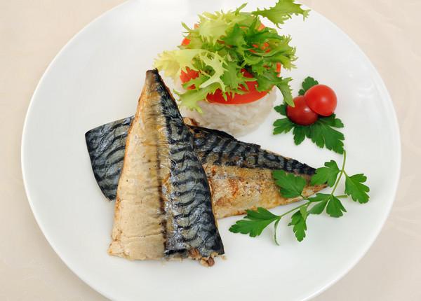 ▲鯖魚,煎魚。(圖/達志/示意圖)