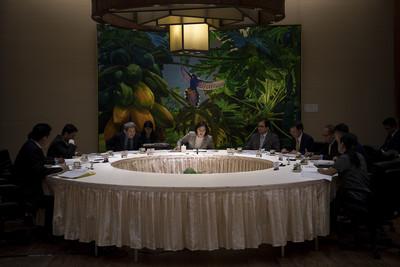 蔡英文不接受南海仲裁:不尊重國家主權存在