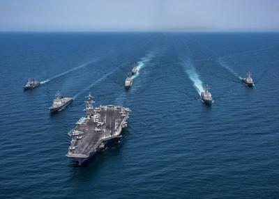 美參院通過國防授權法 軍艦應通行台海
