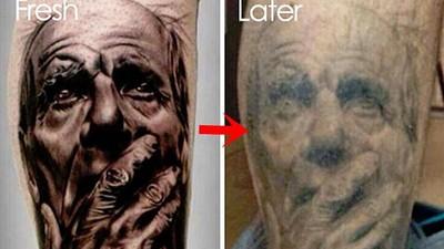 刺青「驚人歲月變化」10張照 刻下永恆紀錄前請再考慮