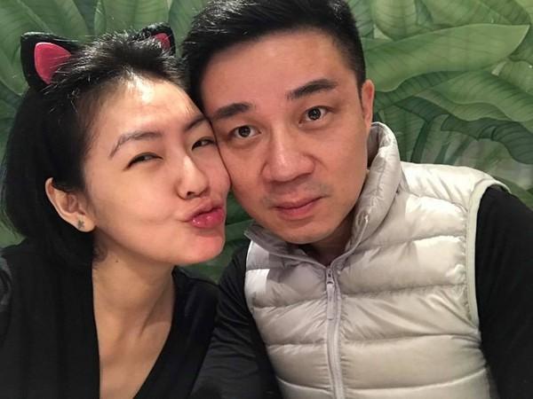 小S和老公許雅鈞結婚13年,生了3個女兒,至今仍常公開放閃。(圖/取自小S臉書)