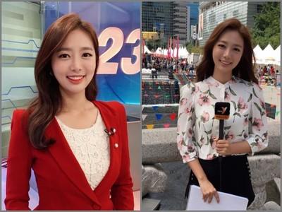 會講中文的韓國女主播…「香甜蜜腿」紅到台灣,網友怒衝機場