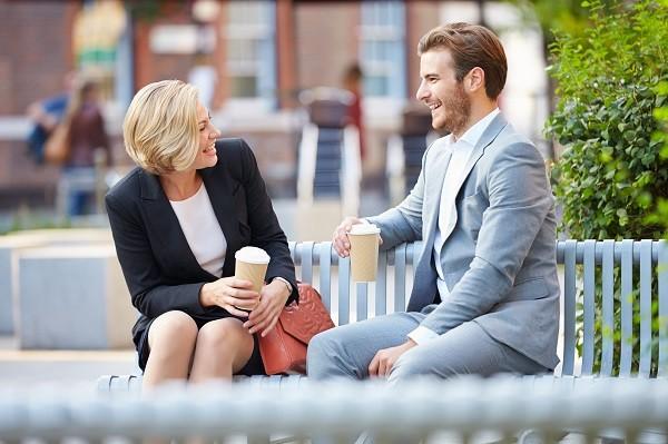 愛情,戀愛,交往,男友,聊天,交談,相處(圖/達志/示意圖)