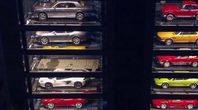 全球最大「超跑販賣機」在新加坡