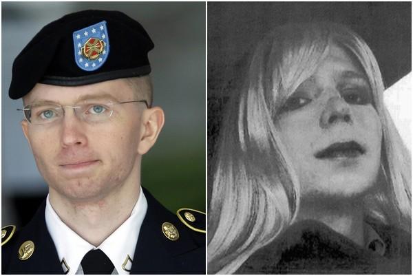 洩密案大兵:曼寧(Bradley Manning、Chelsea Manning)。(圖/達志影像/美聯社)