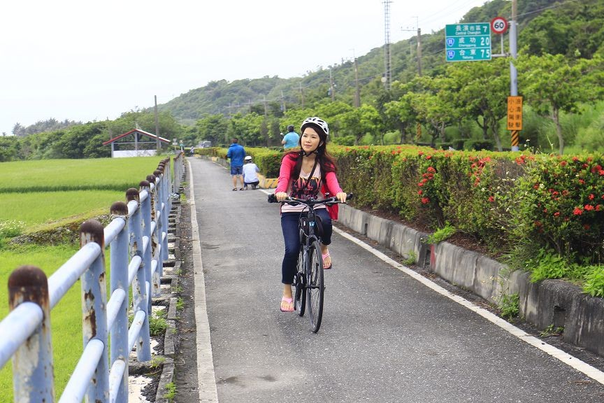 台11線自行車道(圖/記者蔡玟君攝)