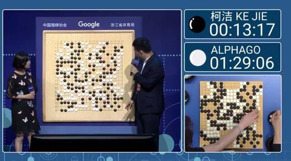 昔嗆人工智慧「贏不了我」 世界棋王柯潔激戰AlphaGo吞敗