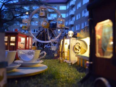 世界最小迪士尼?摩天輪旋轉咖啡都有,就等米老鼠本人!