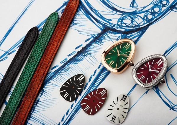 ▲林牧潔、林又立共同展演寶格麗Serpenti雙圈錶帶腕錶(圖/品牌提供)
