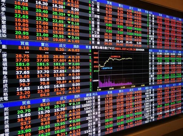 台股、股市、看盤(圖/資料照)