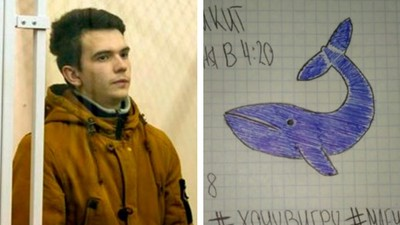 「藍鯨遊戲」害青少年自殺?他提關鍵線索推翻BBC假新聞