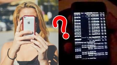 如果你iPhone沒充飽就拔掉 小心和她一樣進入XX模式