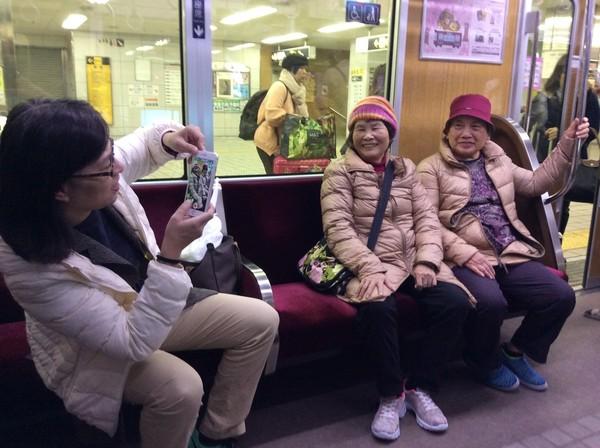 ▲電車,日本電車,電車禮儀(示意圖,圖/記者陳世昌攝)
