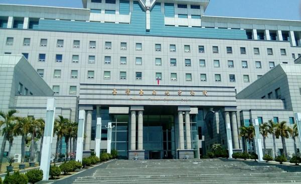 台南地方法院,台南地院。(圖/記者林悅攝)