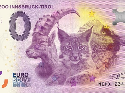 「0歐元紙鈔」不是假鈔!背後秘密讓歐洲政府爽賺