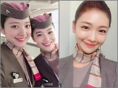 小清新韓國空姐怒剪短髮…本以為是悲劇卻把網友電得嫑嫑的
