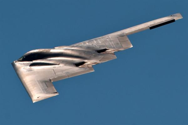 美軍B-2幽靈轟炸機(圖/翻攝自美國空軍官網)